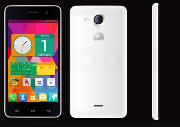 Micromax A106 Flash File kitkat Lollipop Full 100% Tested Firmware