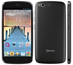 QMobile Noir a900 Flash File Download