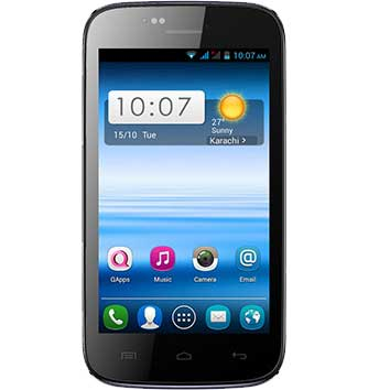 Qmobile a36 flash file
