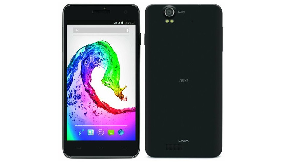 lava iris x5 flash file