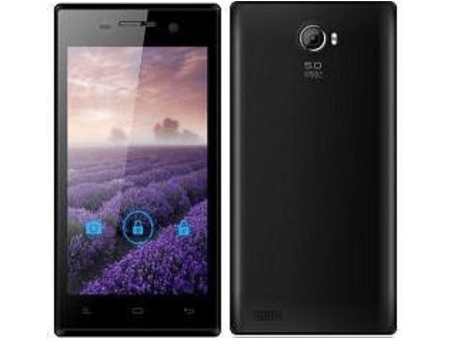 qmobile a500 flash file