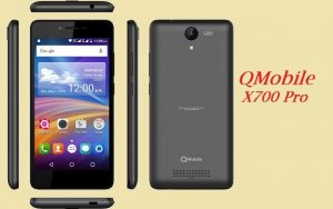 QMobile X700 Pro flash file