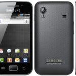 Samsung gt-s5830i flash file