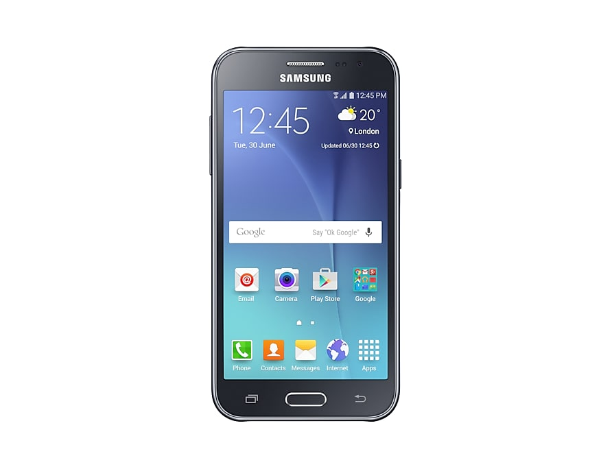 Samsung j200h flash file