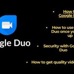 How to Setup Google Duo for PC (1)