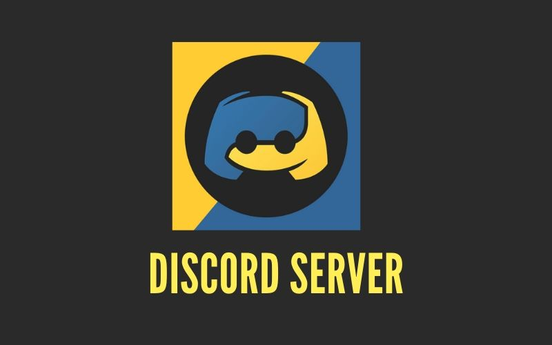 How to make a discord server