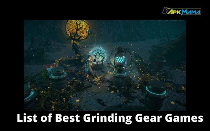 List of Best Grinding Gear Games