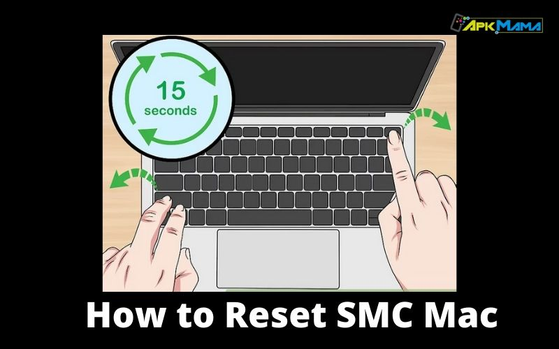 How to reset SMC Mac
