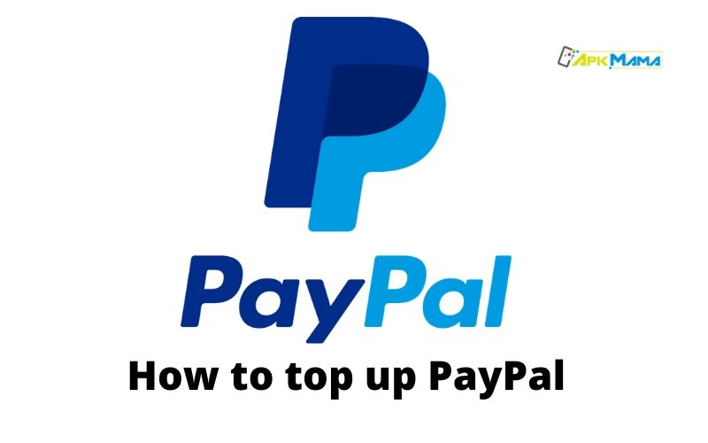How to top up PayPal
