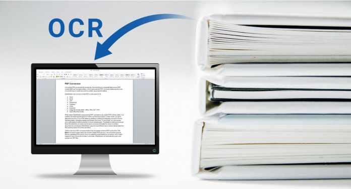 software to OCR PDF